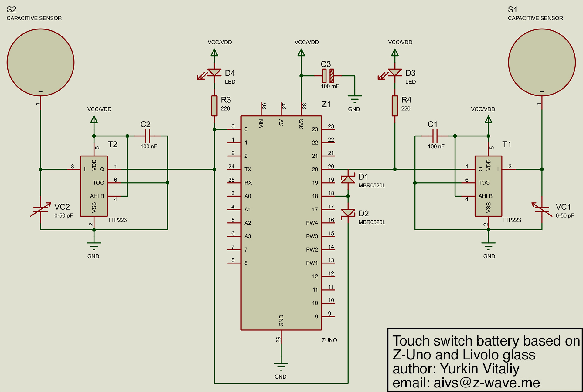 Magnificent Switch Schematics Ideas - Electrical System Block ...